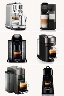 Simple Guide to the Best Nespresso Machines 2021