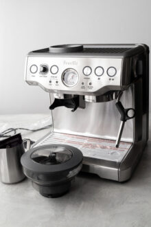 Breville Barista Express Setup & Review