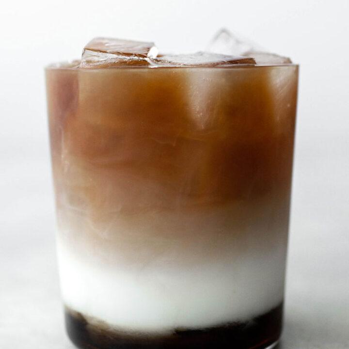 Easy Iced Brown Sugar Coffee