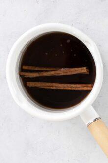 Easy Cinnamon Syrup