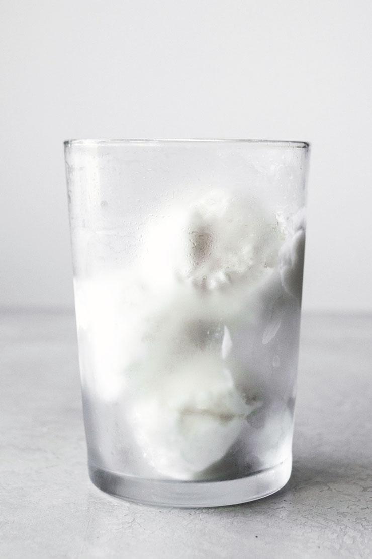 How to Make Coffee Coke Float