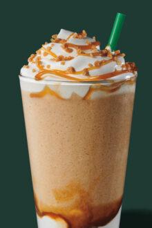 Starbucks Caramel Drinks
