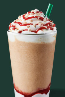 Starbucks Strawberry Drinks