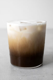 Salted Caramel Cold Brew with Cold Foam