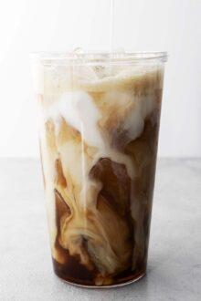 Iced Shaken Espresso