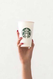 Starbucks Puppuccino