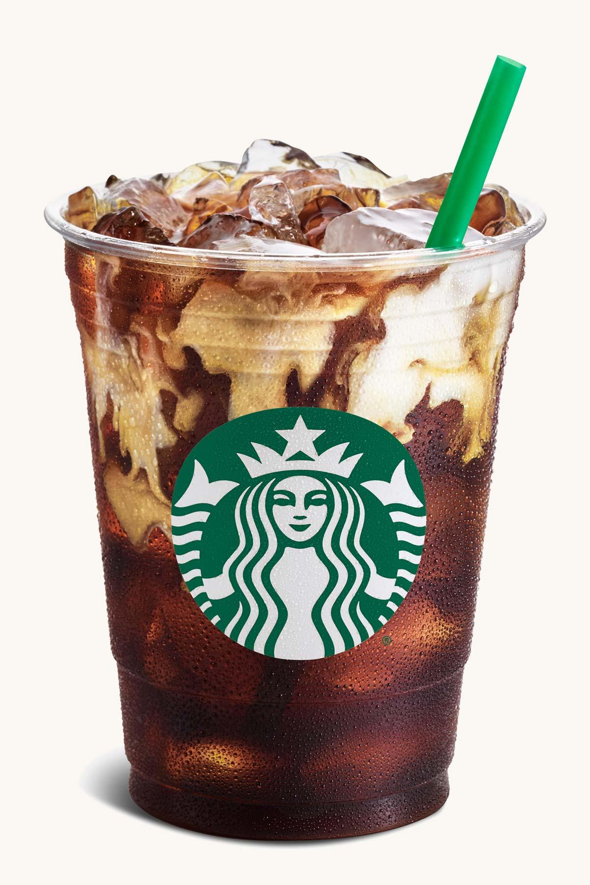 Starbucks drink.